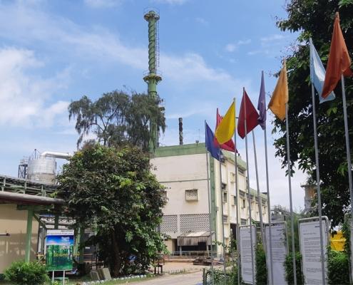 IRA Haldia Sulphuric Acid Plant (SAP)
